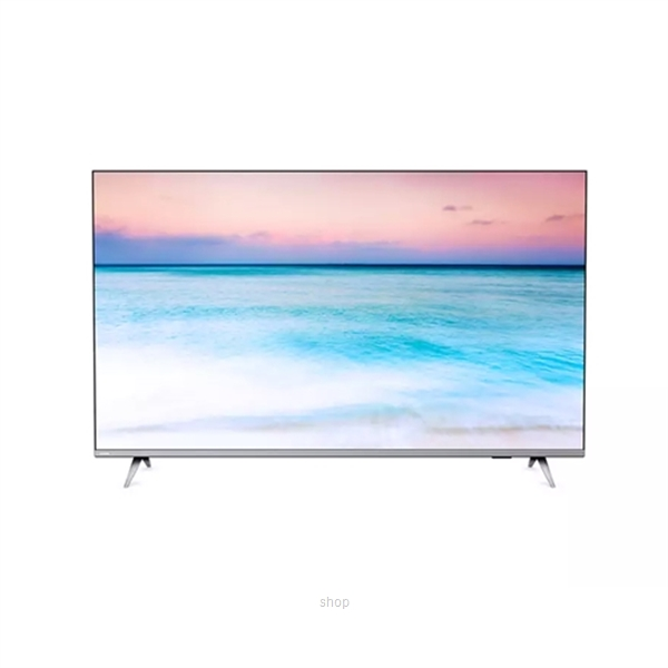 Philips 55 Inch 4K Smart Borderless  TV + Bluetooth - 55PUT6654/68-0