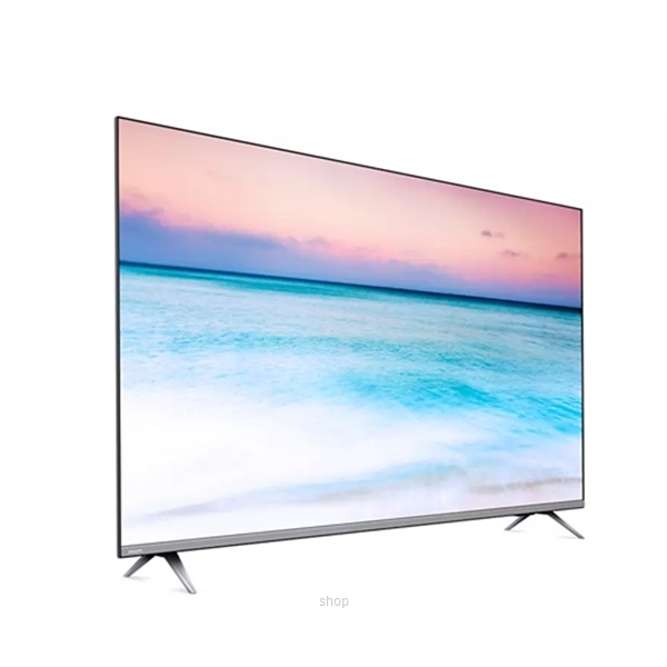 Philips 55 Inch 4K Smart Borderless  TV + Bluetooth - 55PUT6654/68-1
