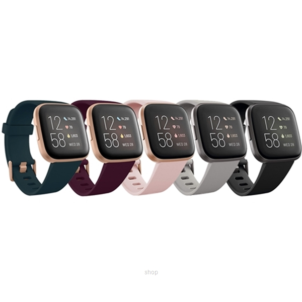 Fitbit Versa 2 Health and Fitness Smartwatch-0