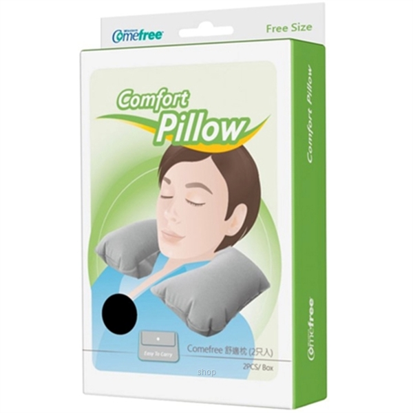 Western Comefree Comfortable Pillow (2Pcs) - CF-816-TW-0