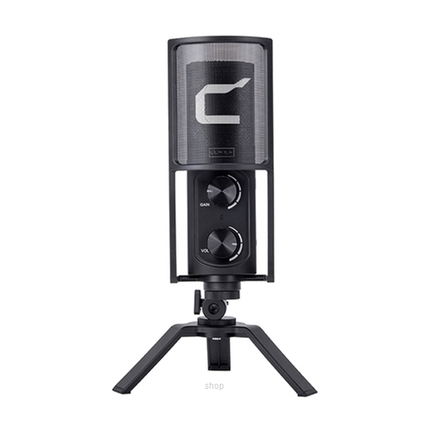 Comica Audio Tech STM-USB Studio Vocal Condenser Cardioid Microphone-0