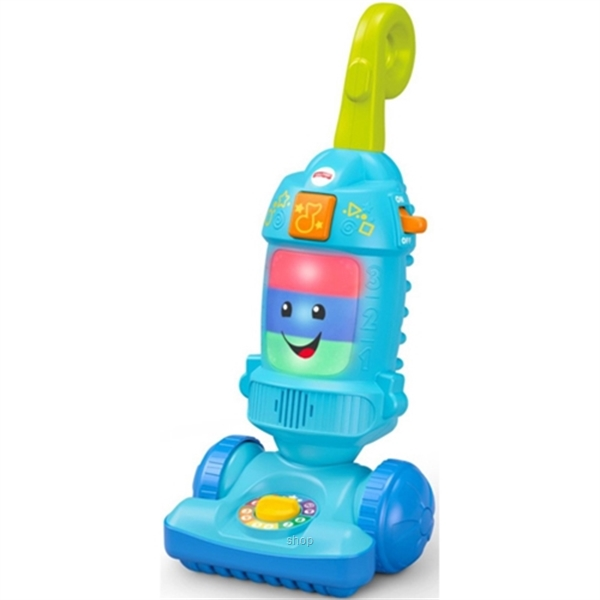 Fisher-Price Laugh & Learn Light-up Learning Vacuum - FNR97-0