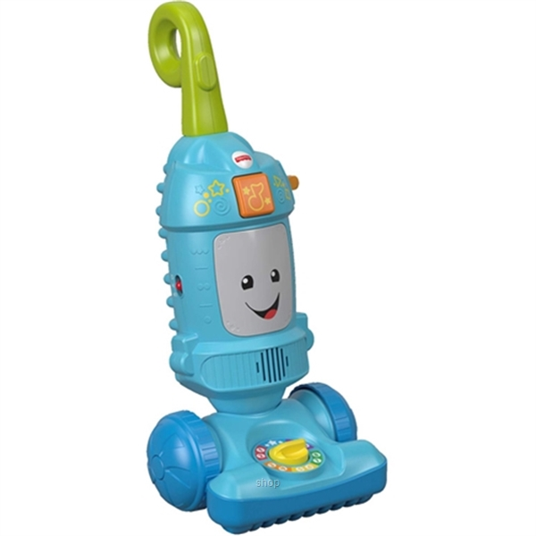 Fisher-Price Laugh & Learn Light-up Learning Vacuum - FNR97-1