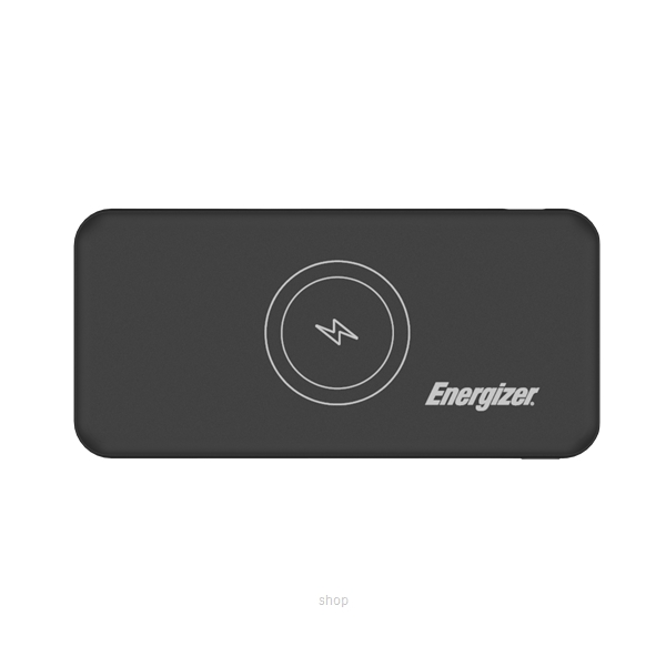 Energizer 10000mAh Wireless Fast Charge Portable Power Bank with USB-C Input - QE10007-1