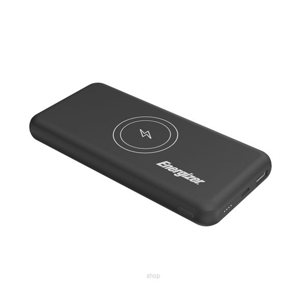 Energizer 10000mAh Wireless Fast Charge Portable Power Bank with USB-C Input - QE10007-4