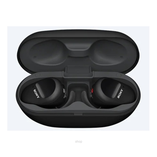 Sony Wireless Noise Cancelling Headphones for Sports - WF-SP800N-7