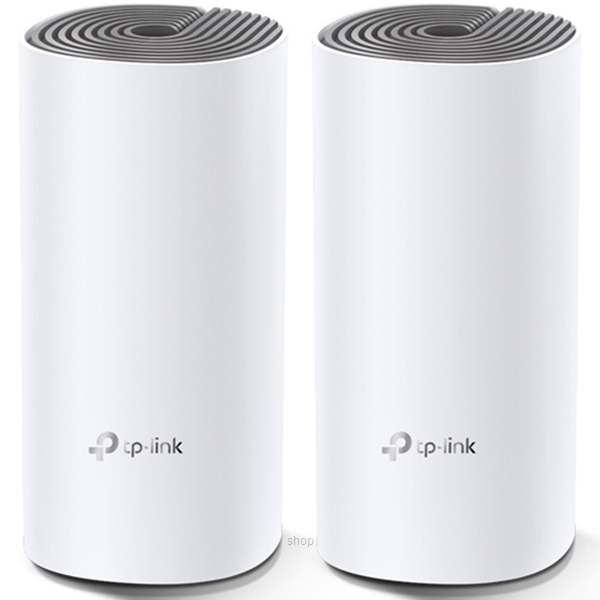 TP-Link Deco E4 V1 AC1200 Whole Home Mesh Wi-Fi System (2-Pack)-0
