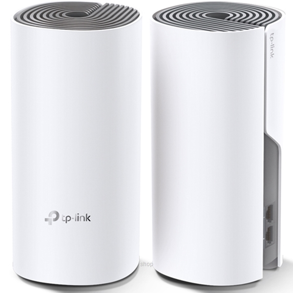 TP-Link Deco E4 V1 AC1200 Whole Home Mesh Wi-Fi System (2-Pack)-1