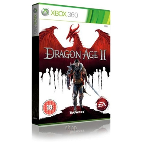 EA Dragon Age II Signature Edition Xbox360 Game - XB3GA091-0