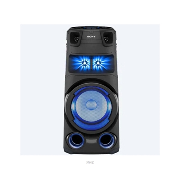 Sony V73D High Power Audio System with Bluetooth Technology - MHC-V73D-M-SP6-0