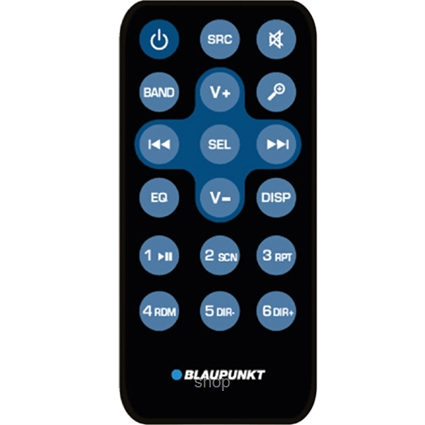 Blaupunkt 1-DIN Bluetooth Liverpool 110-1
