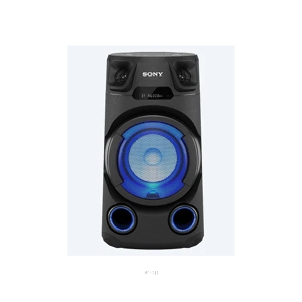Sony V13 High Power Audio System with Bluetooth Technology - MHC-V13-M-SP6-0