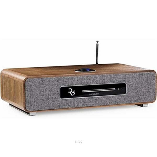 Ruark Audio R5 Integrated Music System (Rich Walnut Veneer)-0