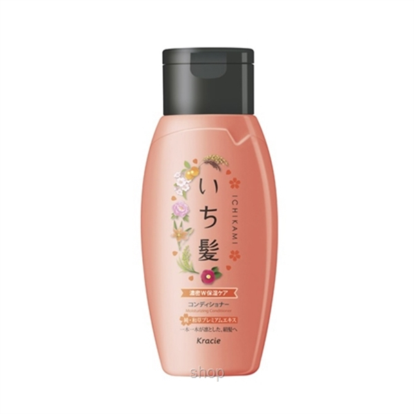 Kracie Ichikami Moisturizing Conditioner 150ml - 72093-0