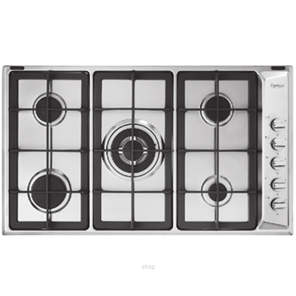 Firenzzi Stainless Steel Glass Hob - FH-9543-S/S-0