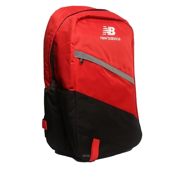 New Balance Unisex Backpack (Red)-0