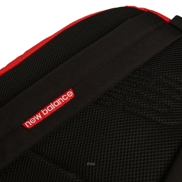 New Balance Unisex Backpack (Red)-1