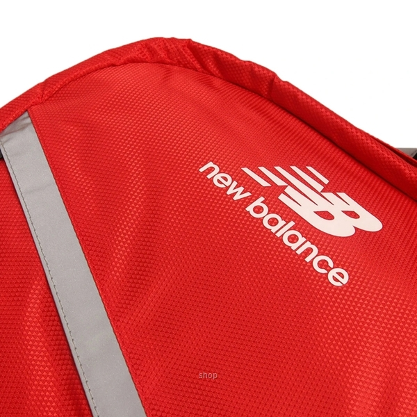 New Balance Unisex Backpack (Red)-2