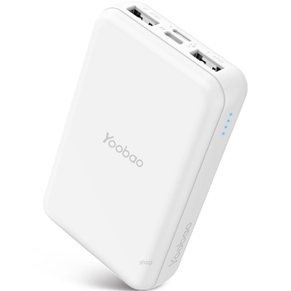 Yoobao P10W 10000mAh Lithium-Polymer Fast Charging Power Bank (Yoobao Warranty)-1