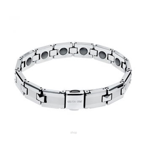 Kelvin Gems Together Couple Bracelet & Tungsten Gift Set-1
