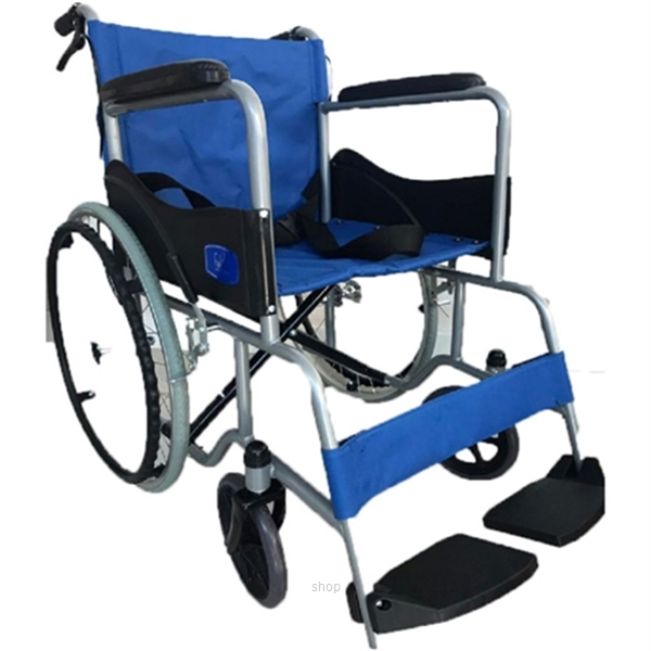Felco Chromed-Eco Standard Wheelchair - FMW018