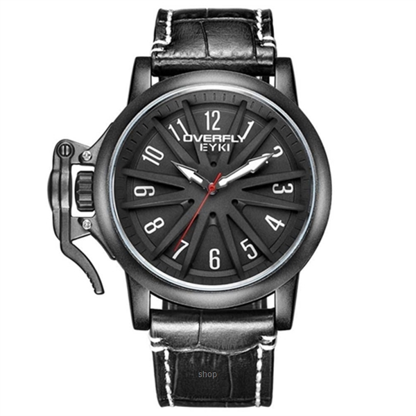 Overfly Fashion Men Watch - E3129L-DZ1HHH-0