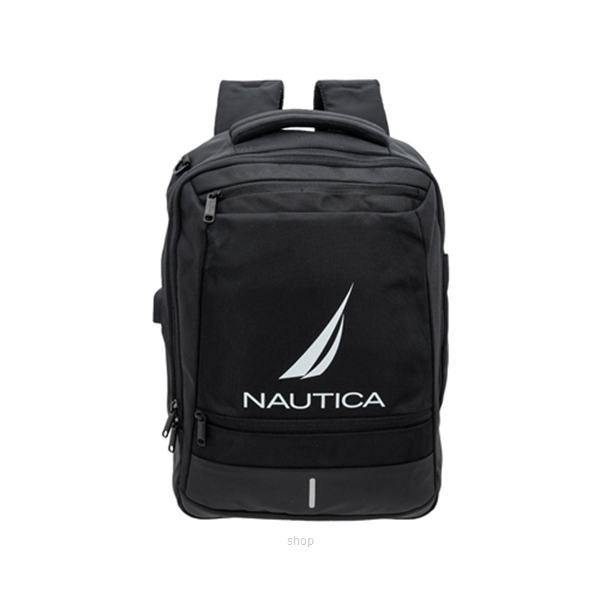 Nautica Backpack With USB Charging Port NT09-NT95005-0