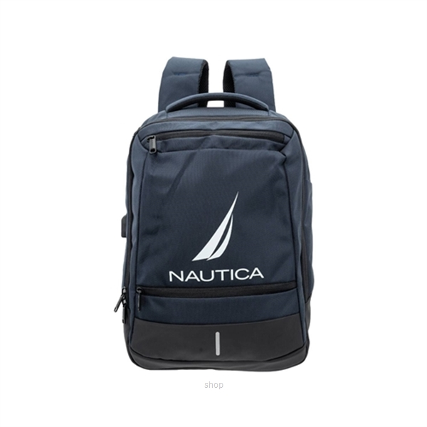 Nautica Backpack With USB Charging Port NT09-NT95005-1