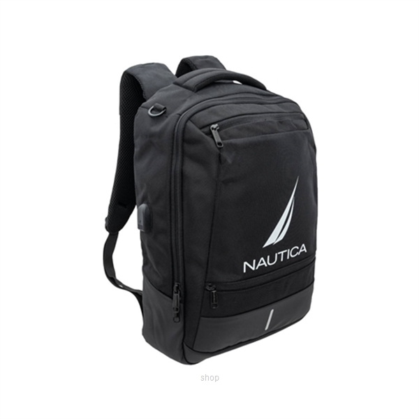 Nautica Backpack With USB Charging Port NT09-NT95005-2