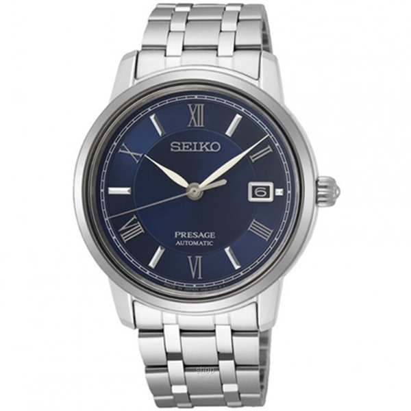Seiko Presage Automatic Stainless Steel Men's Watch - SRPF25J1-0