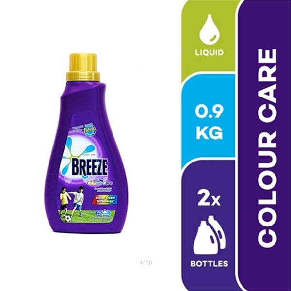 [2 Bottles] Breeze Liquid Colour Care (13) 0.9KG - 21059073-0