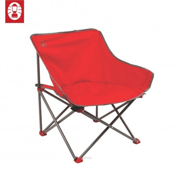 Coleman Kickback Chair Red - 2000020301-0