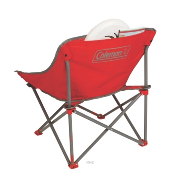 Coleman Kickback Chair Red - 2000020301-1