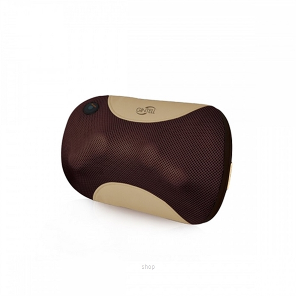 Gintell G-Minnie EZ Portable Kneading Massager - Coffee Brown-0