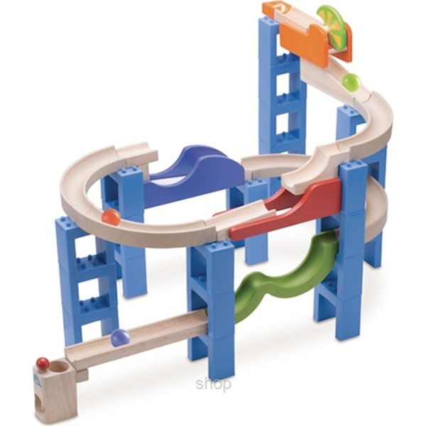 Wonderworld Toys TT-Bouncing Spiral Track - WW-7015-0