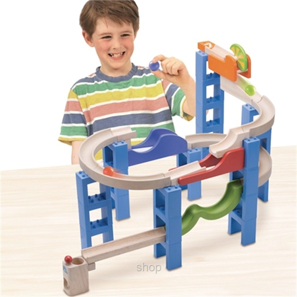 Wonderworld Toys TT-Bouncing Spiral Track - WW-7015-1