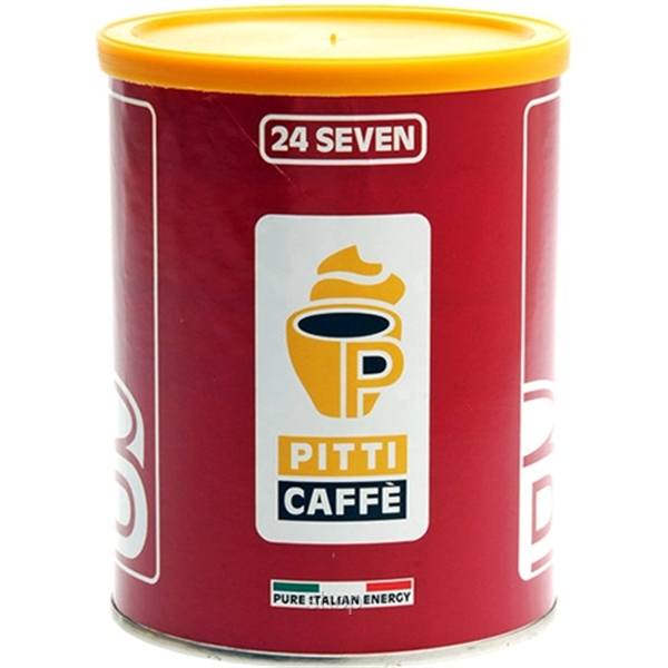 Pitti Caffe 24 Seven Coffee Bean (250gm) - 5012-0