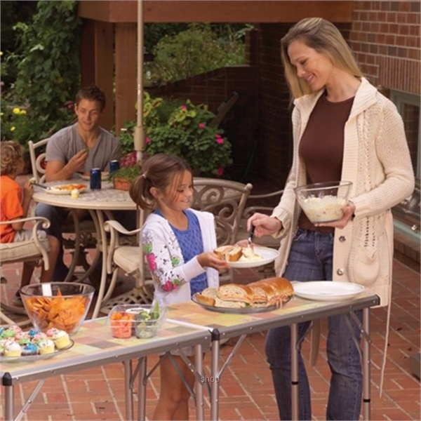 Coleman Outdoor Mosaic 4-In-1 Table - 2000020277-9