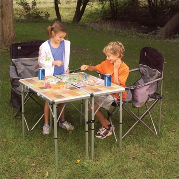 Coleman Outdoor Mosaic 4-In-1 Table - 2000020277-8