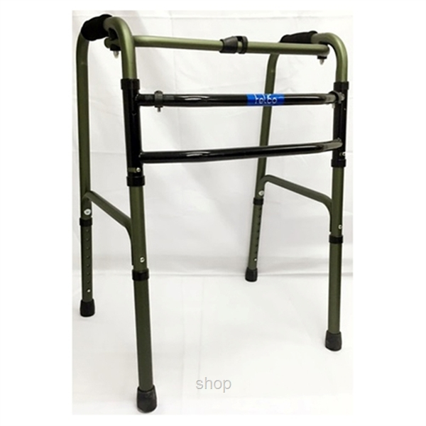 Felco 2-in-1 Walker Frame Dark Green - FMM003 -3