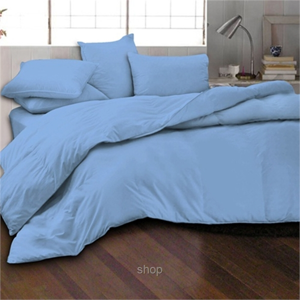 Essina 620TC Candies Collection Quilt Cover Set Bondi Blue-0