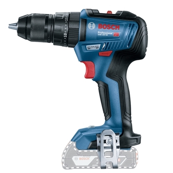 [BUNDLE] Bosch GSB 18V-50 Brushless Impact Drill Driver Solo  +  48pcs V-Line Titanium Set For Drilling & Screwdriver - 06019H5182 + 2607017411-1