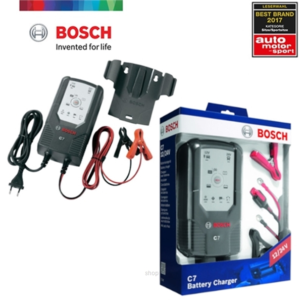 Bosch Battery Charger C7 - 018999907M-0