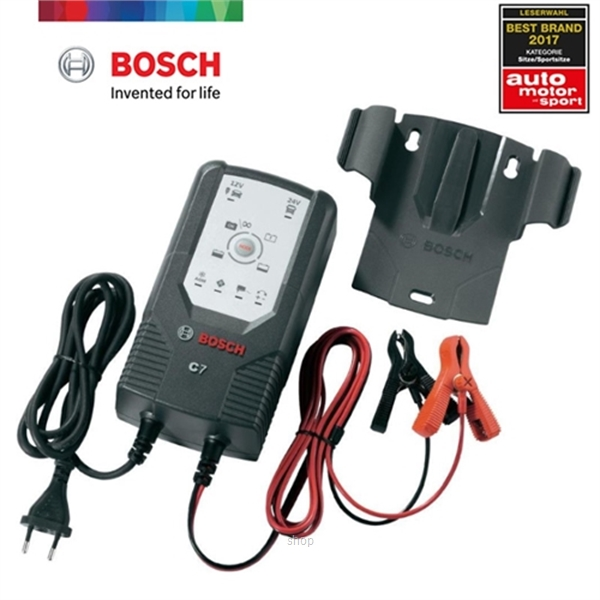 Bosch Battery Charger C7 - 018999907M-1