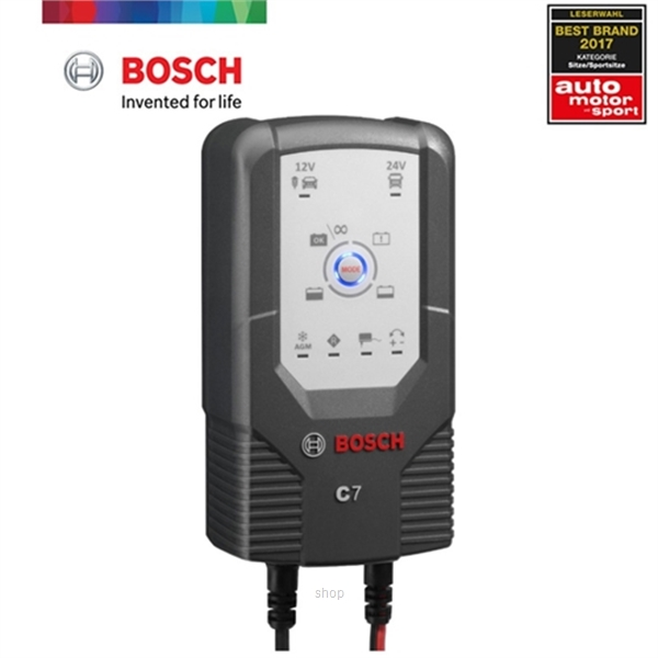 Bosch Battery Charger C7 - 018999907M-2