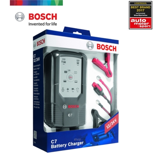 Bosch Battery Charger C7 - 018999907M-3