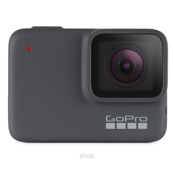 GoPro Hero 7 Silver Action Camera - CHDHC-601-RW-0