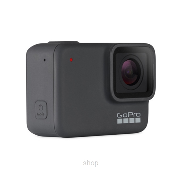 GoPro Hero 7 Silver Action Camera - CHDHC-601-RW-1