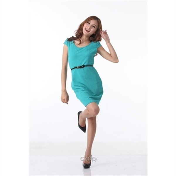 PWP Fitted Dress - D39-1