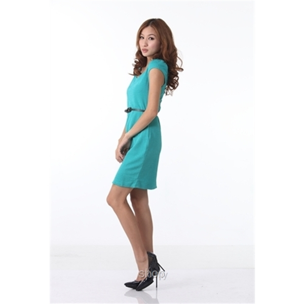PWP Fitted Dress - D39-2